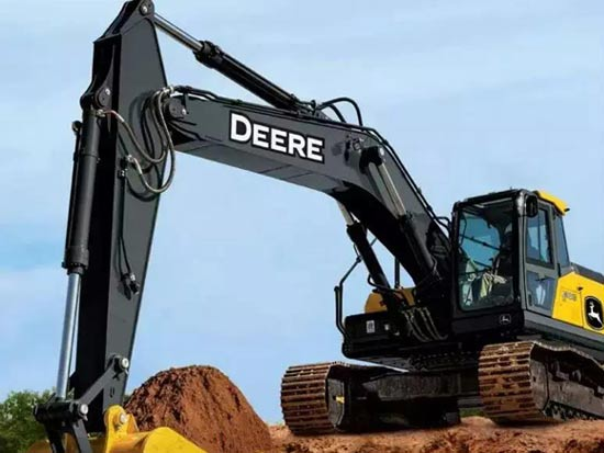 30噸級的挖掘機,老司機都開過