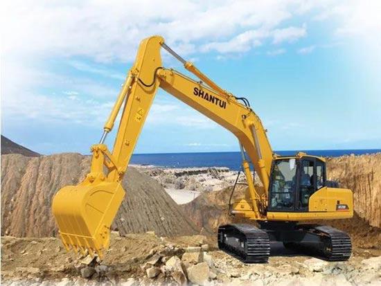 土方利器 山推挖掘機SE220-9