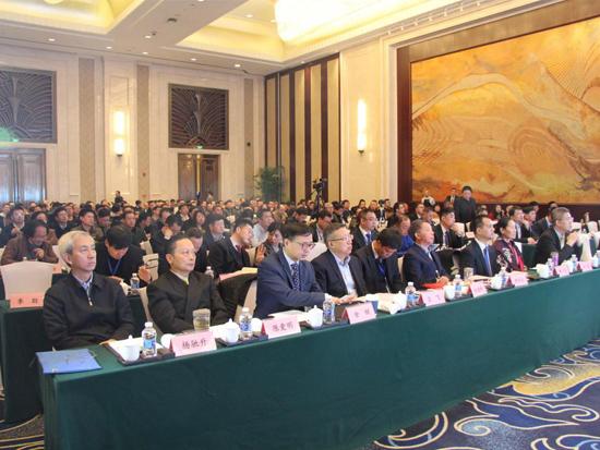 2019年中国工程机械工业协会工程机械配套件分会年会隆重举行