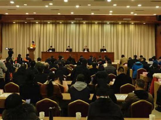杭齿集团公司参加杭州市高技能人才建设推进会