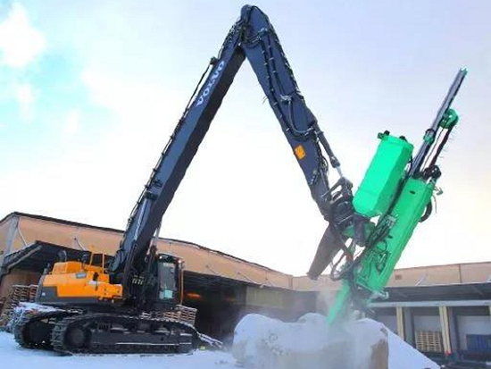 沃尔沃挖掘机冬季维护小贴士(二)