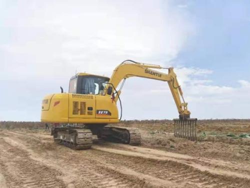都用上挖掘机收山药了!还不快来看看河南老乡都在买啥型号!