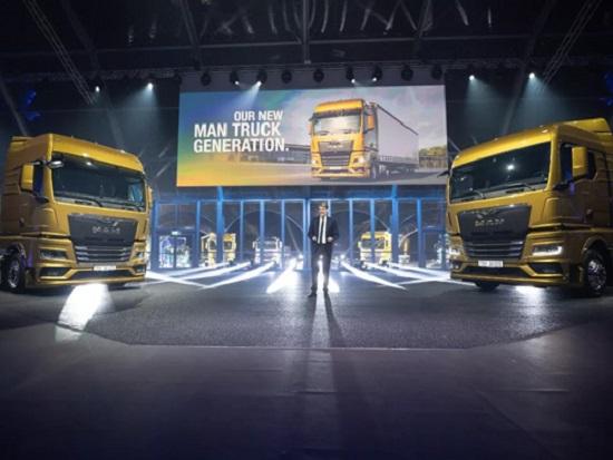 曼恩全新一代TG系列全球首发