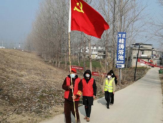 安徽叉车集团派驻扶贫工作队 积极投身社区疫情防控工作