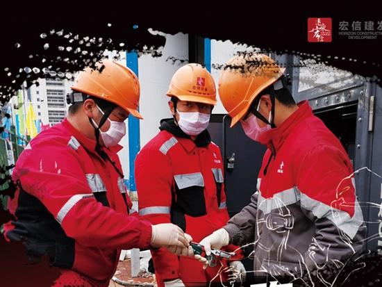 守望武汉 | 宏信建发为武汉21家医院提供电力保障实录