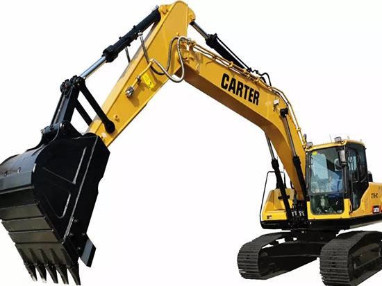 卡特重工:挖掘机疫情后复工的正确打开方法