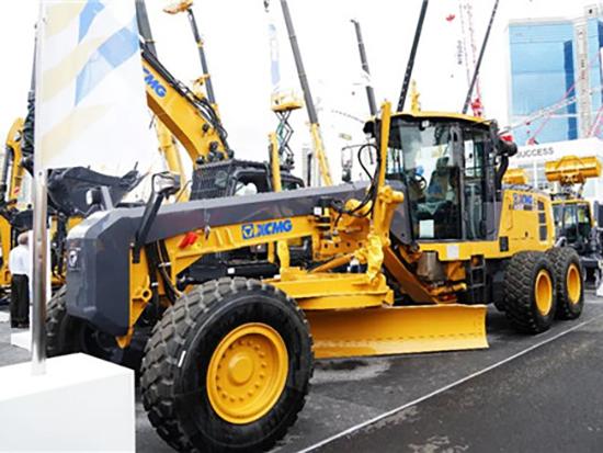 2020 ConExpo | 徐工成套路面机械盛装亮相拉斯维加斯展!