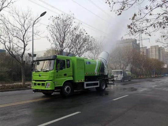 专业服务再获认可,宇通环卫新能源车成功交付洛阳!