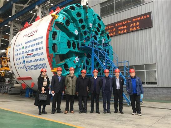 湖南核工业建设有限公司与山河智能签订战略合作协议