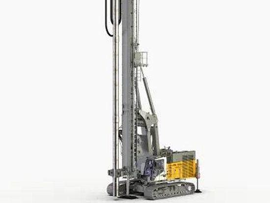 富有创新的重新设计:利勃海尔LRB355