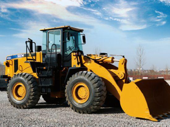 带您读懂山工SEM655D装载机的传动系统