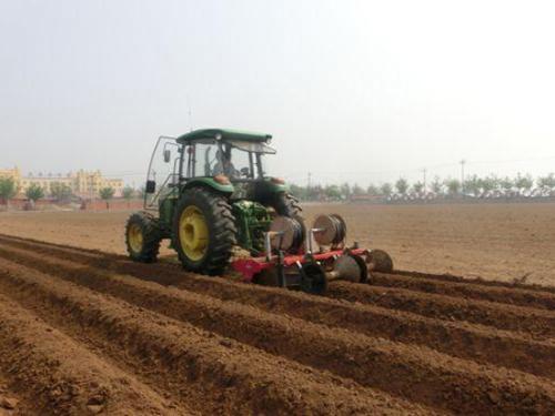 超2000万台套智慧农机投入春季农业生产