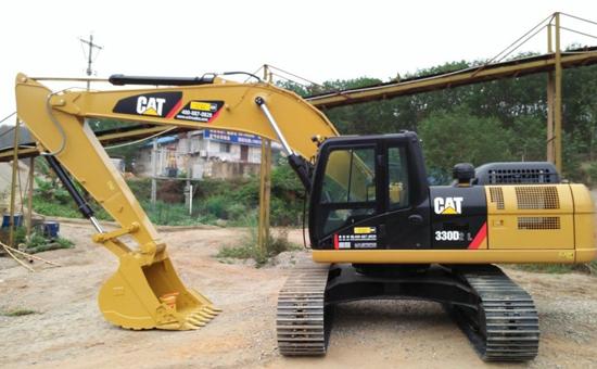 卡特320D挖掘机发动机功率不足问题