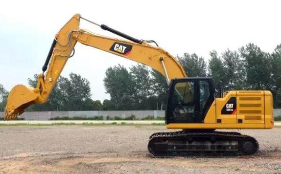 卡特336挖掘机参数、价格、图片