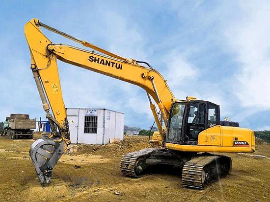 山推挖掘机SE235LC-9 高效王者