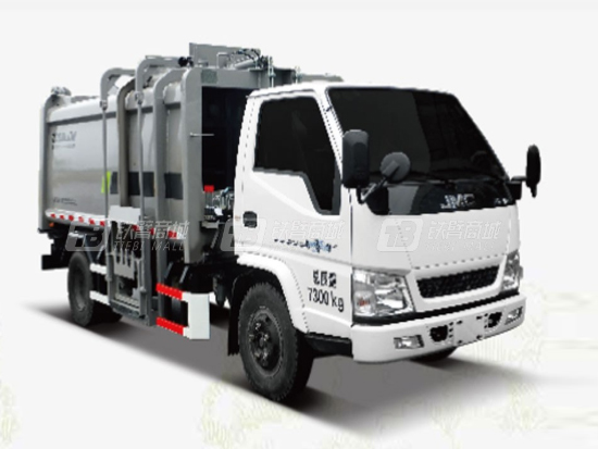 中联重科垃圾车助力行业节能环保新发展