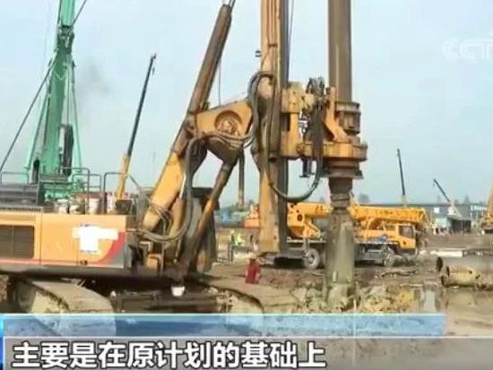 徐工旋挖钻机助力中国高铁速度
