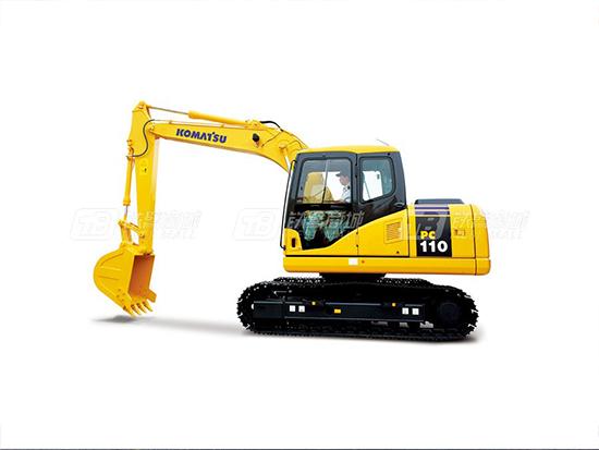 施工好帮手—小松PC110-8M0挖掘机强化升级之处
