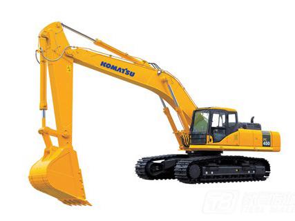小松挖掘机分配泵不供油故障常见的原因