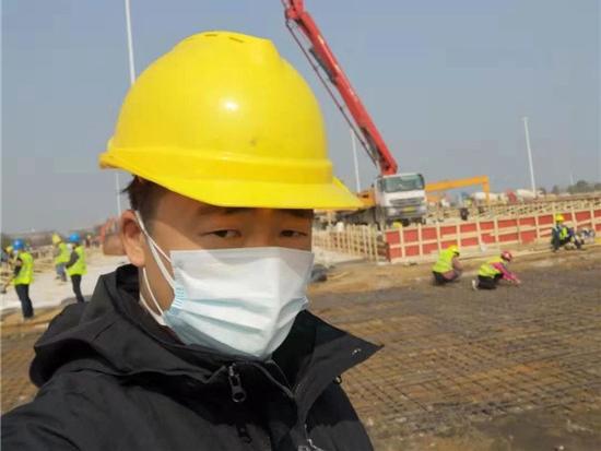 """援建""""雷神山""""丨党员刘涛-《钢铁之躯》主人翁"""
