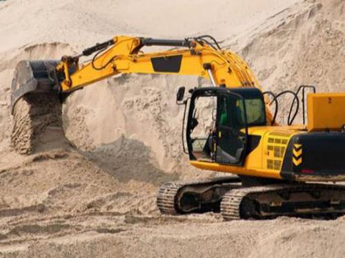 涨价的挖掘机:高调驶进开工季