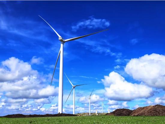 """""""一带一路""""战略践行者,中联重科起重机助力肯尼亚基佩托风电项目"""