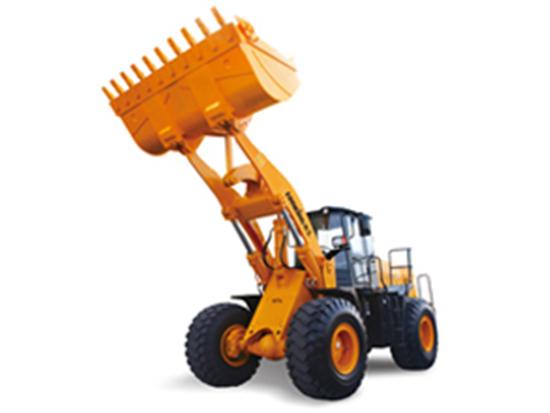 满足矿山等恶劣工况:龙工LG853N装载机!
