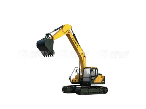 为客户量身打造的现代R225LVS挖掘机!