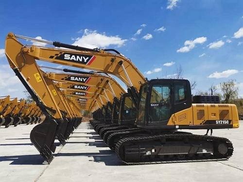 新老基建齐发力 挖掘机销量继续回升