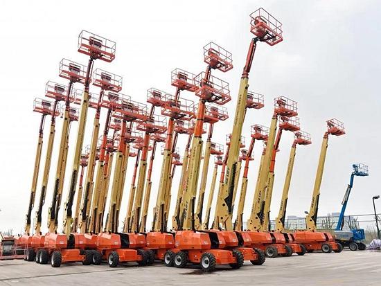 宏信建发高空车逆势增长至3万台!