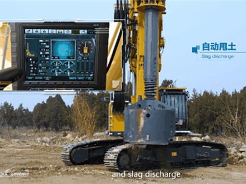 11000多根桩!徐工旋挖钻机再次刷新中国速度!