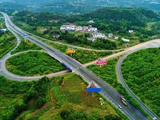 湖北集中开工95个交通项目