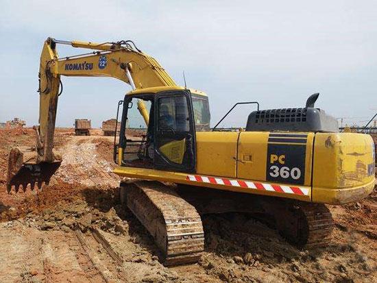 小松PC360-7挖机怎么样?二手小松360-7挖掘机报价价格多少钱?