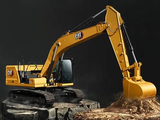 新一代CAT<sup style='font-family:Arial'>®</sup>(卡特)326 GC挖掘机,优秀的不容错过!