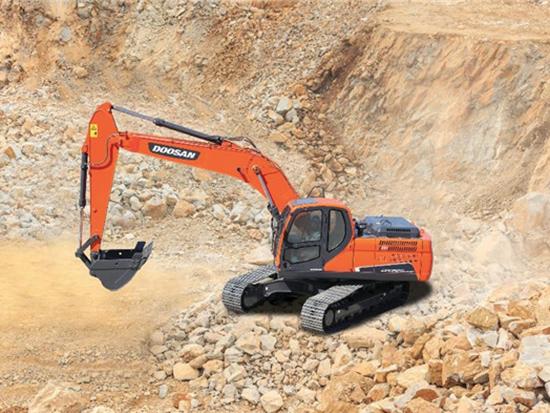 真人评测——斗山DX230LC-9C挖掘机怎么样?