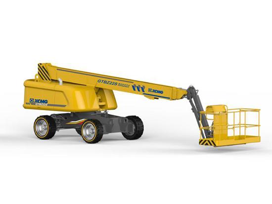 高效平稳,四轮驱动:徐工GTBZ22S高空作业平台!