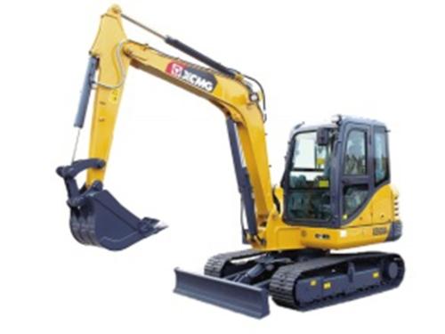 徐工XE60DA挖掘机可以在狭小空间游刃有余,你信吗?