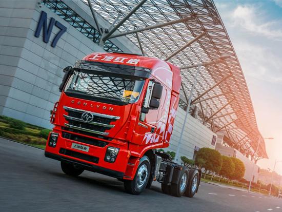全欧洲血统红岩杰狮2020 AMT牵引车了解一下