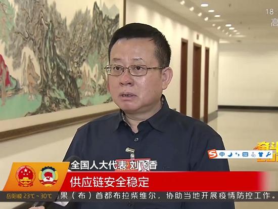 聚焦两会│全国人大代表刘飞香谈企业自主创新,谋行业高质量发展