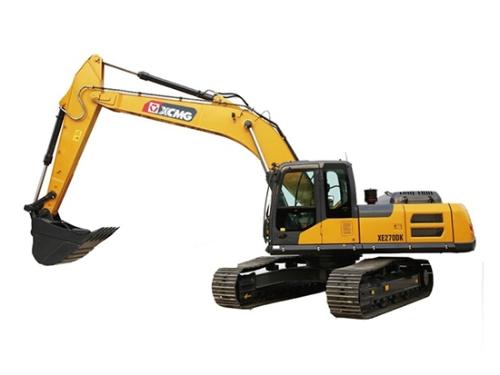 快速回本,你为什么不用徐工XE270DK挖掘机?