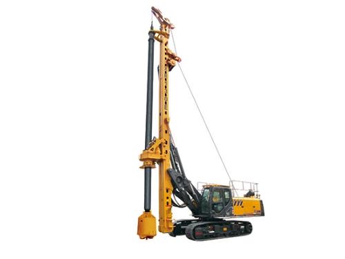 用实力证明,再跨国门:徐工XR130E旋挖钻机!