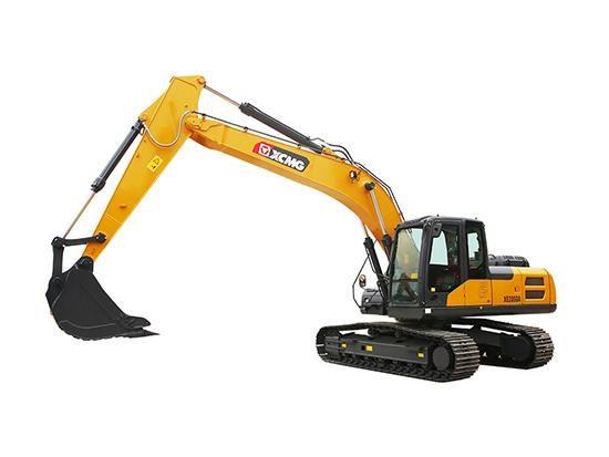 想知道徐工XE205DA挖掘机如何给你提高利润吗?看这里!