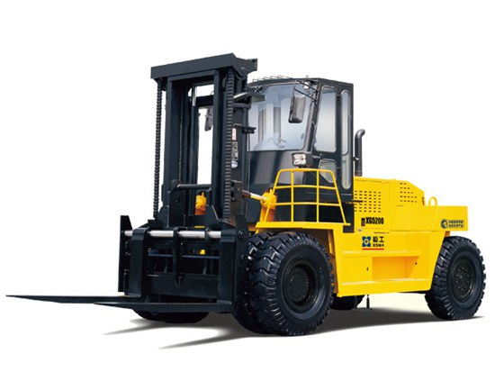 厦工XG5200-DT1内燃平衡重式叉车有哪些特点