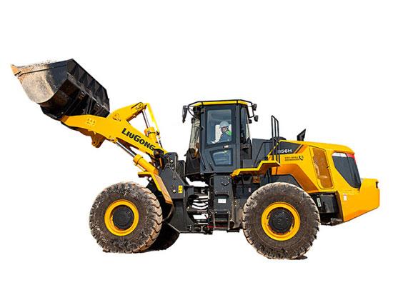 牢固可靠,节能高效:柳工856H轮式装载机