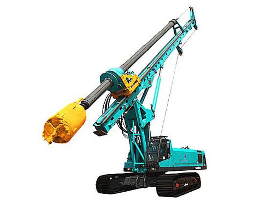 山河智能SWDM280旋挖钻机开发贵州市场