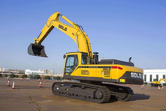 山东临工E6460F挖掘机参数有哪些?