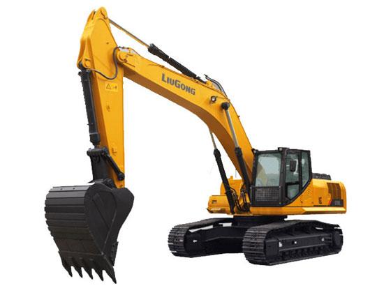 柳工936E挖掘机发动机过热怎么办?