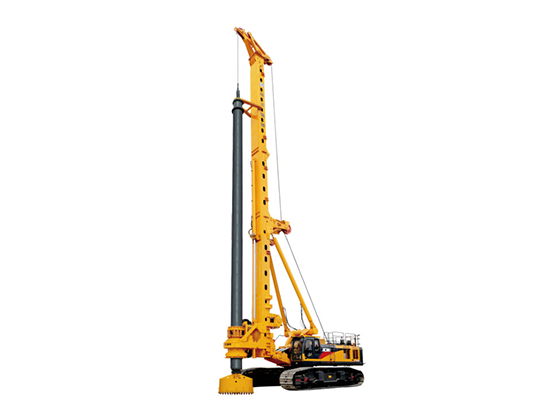 一款国人能用得起的大吨位旋挖钻机:徐工XR460D旋挖钻机!