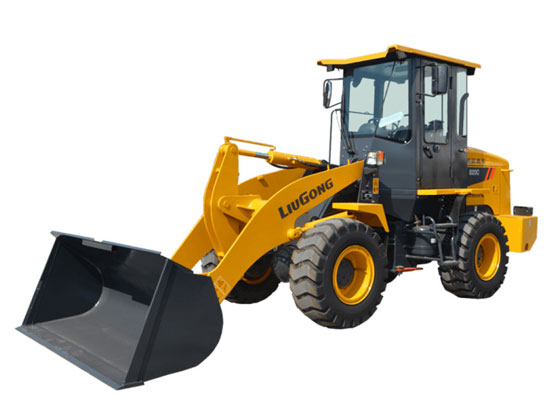柳工820C轮式装载机常见故障及处理方法