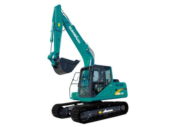 山河智能SWE150E挖掘机掉速如何解决?